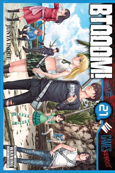 BTOOOM! Manga Volume 21