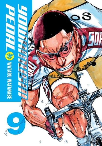 Yowamushi Pedal Manga Volume 9