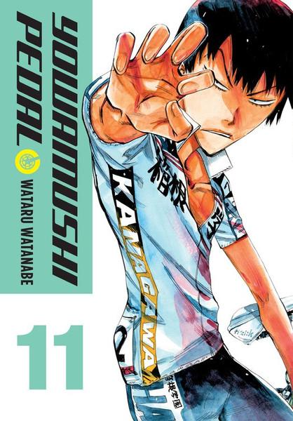 Yowamushi Pedal Manga Volume 11