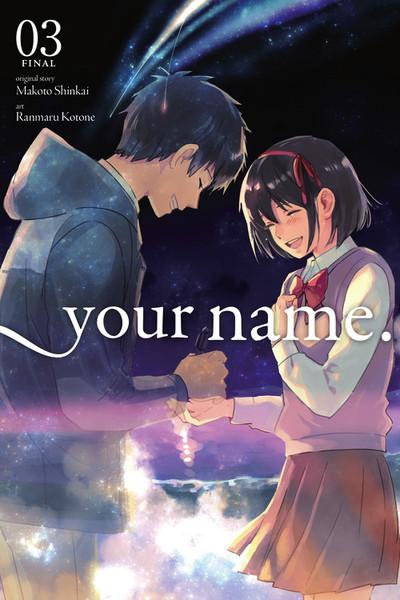 Your Name Manga Volume 3