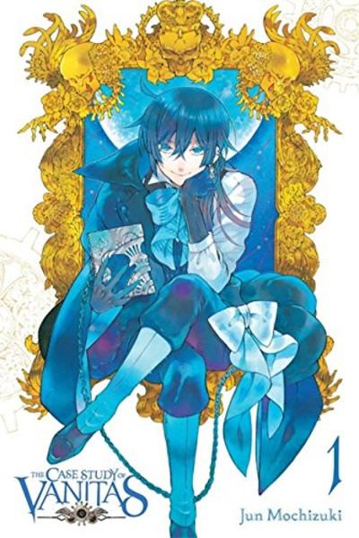 The Case Study of Vanitas Manga Volume 1