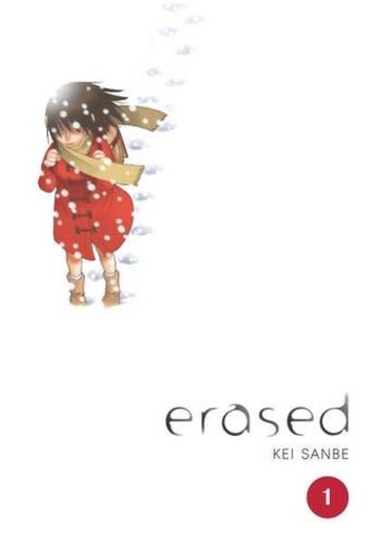 Erased Manga Volume 1 Hardcover