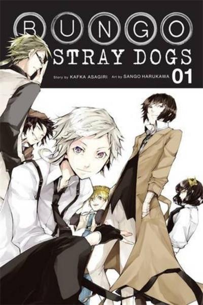 Bungo Stray Dogs Manga Volume 1