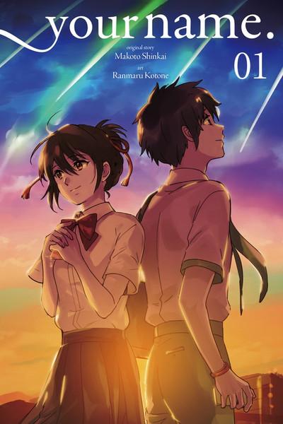 Your Name Manga Volume 1