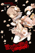 Magical Girl Raising Project Novel Volume 1