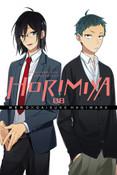 Horimiya Manga Volume 8