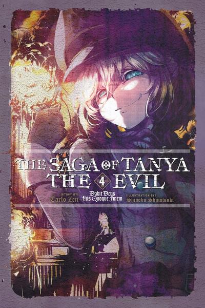The Saga of Tanya the Evil Novel Volume 4