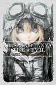 The Saga of Tanya the Evil Novel Volume 6