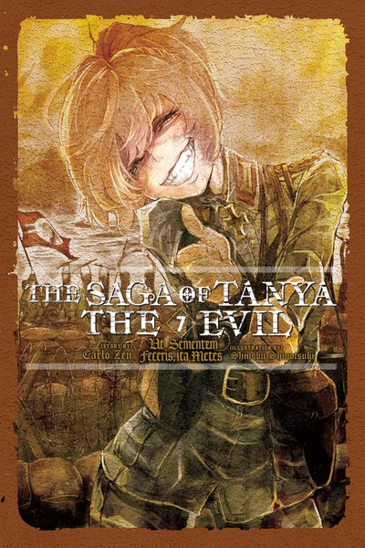 The Saga of Tanya the Evil Novel Volume 7
