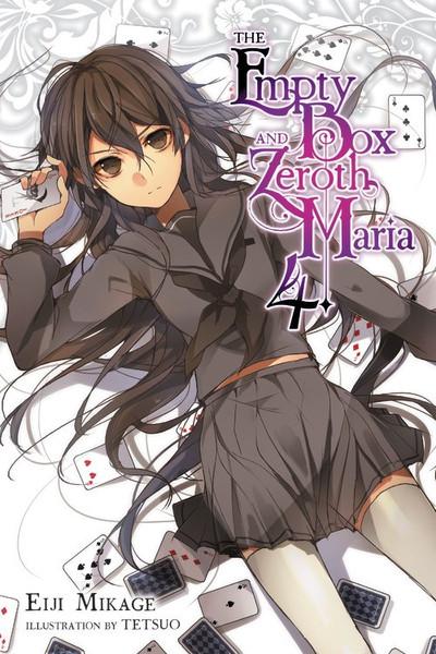 The Empty Box and Zeroth Maria Novel Volume 4