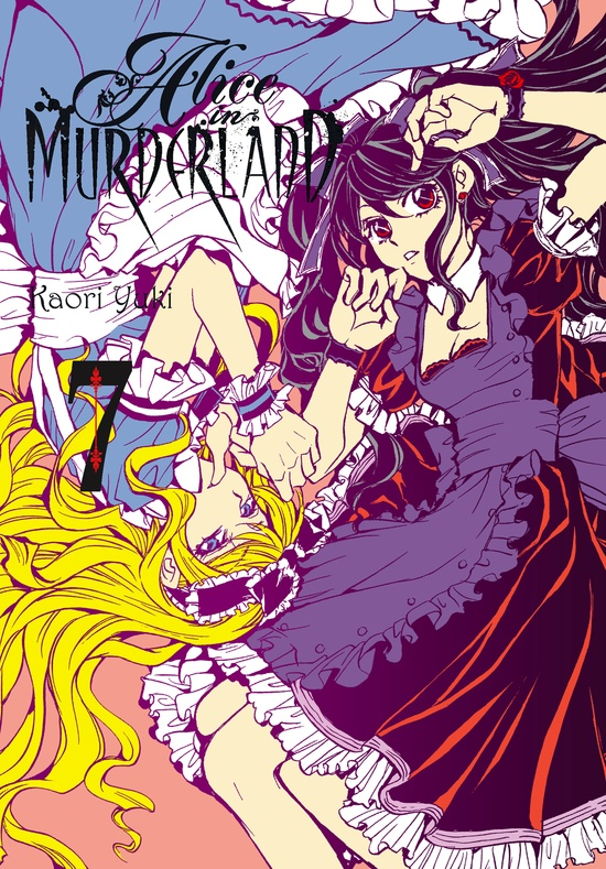 Alice in Murderland Manga Volume 7 (Hardcover) 9780316562638