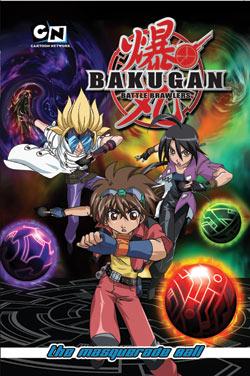 Bakugan Battle Brawlers Ani-Manga Volume 2 9780345515407