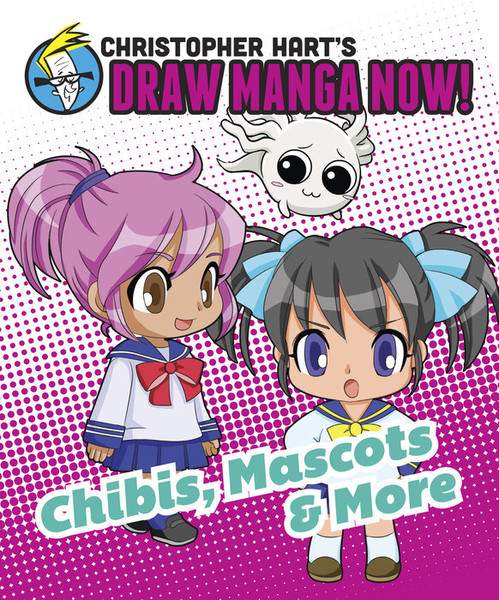 Chibis Mascots and More Draw Manga Now