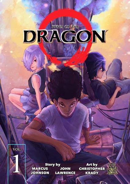 Arms Of The Dragon Manga Volume 1