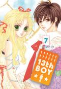13th Boy Manga Volume 7
