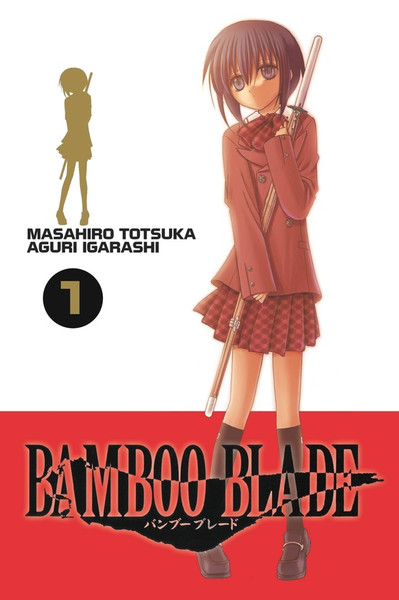 Bamboo Blade Manga Volume 1