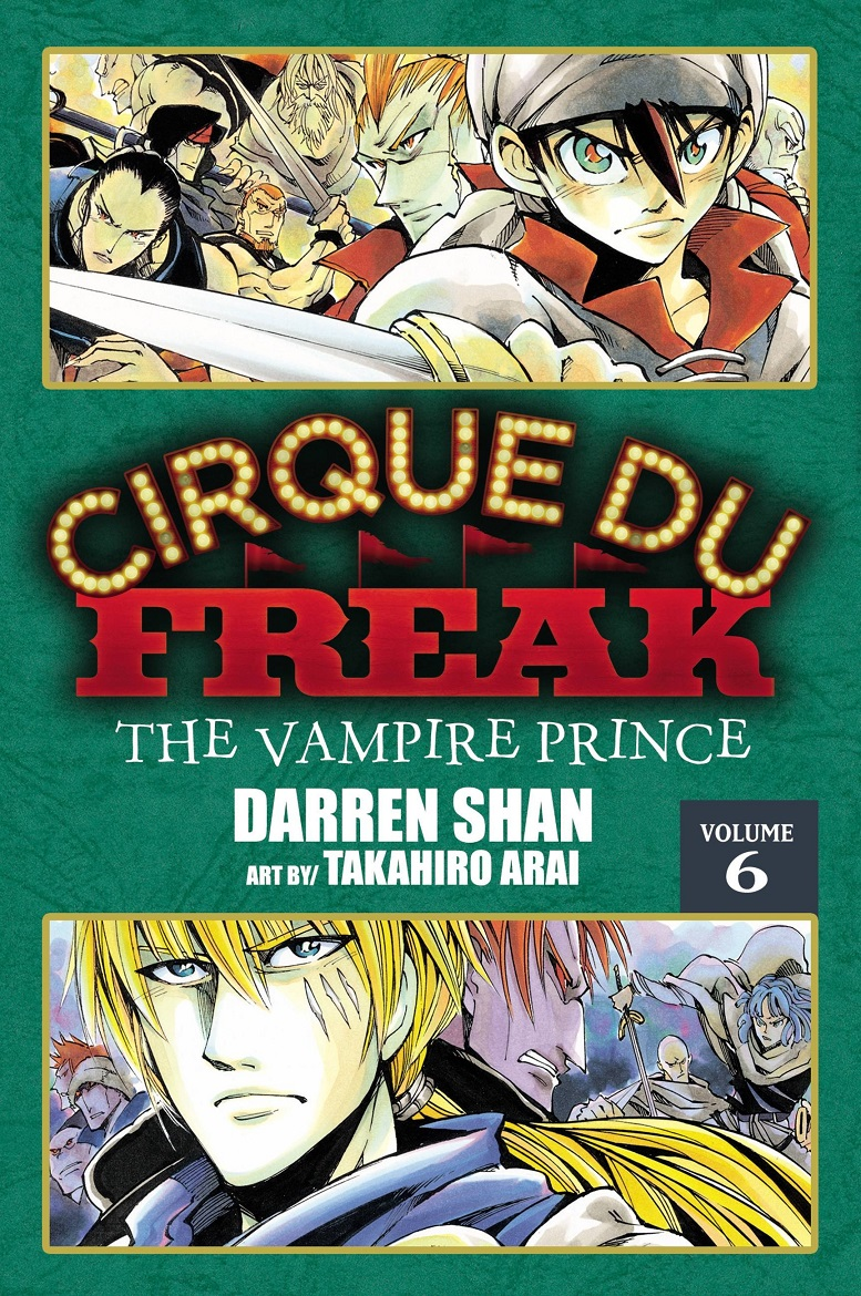 Cirque du Freak Manga Volume 6 9780759530409