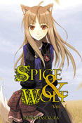 Spice and Wolf Novel 1