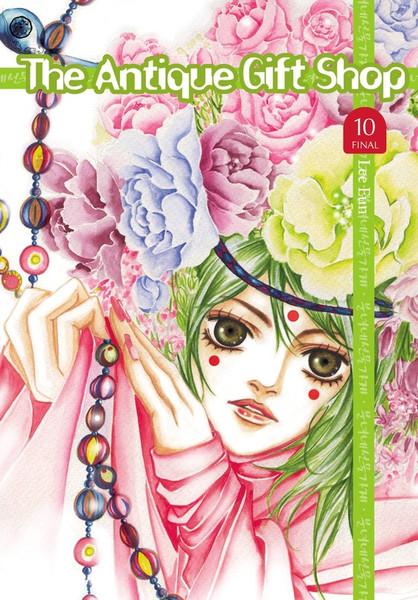 Antique Gift Shop Manga Volume 10