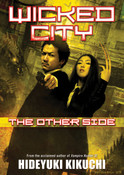 Wicked City The Other Side Novel Volume 2