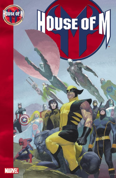 House of M Graphic Novel