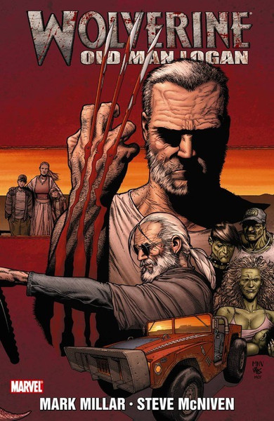 Wolverine Old Man Logan Graphic Novel