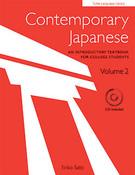 Contemporary Japanese Volume 2 + CD