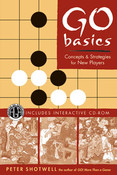 Go Basics Concepts and Strategies for New Players + CDROM