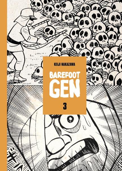 Barefoot Gen Manga Volume 3 (Hardcover)