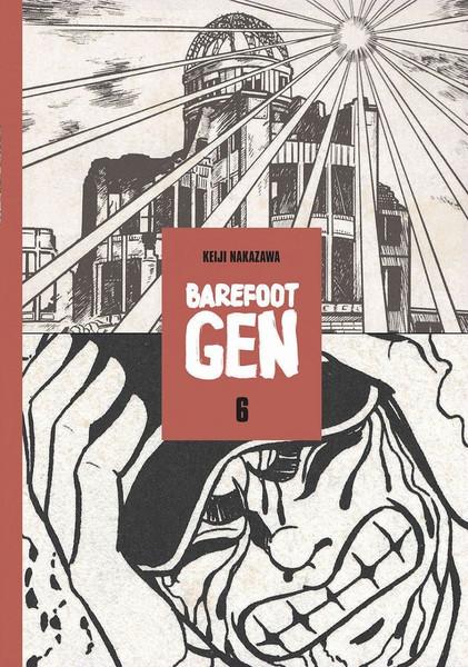 Barefoot Gen Manga Volume 6 (Hardcover)