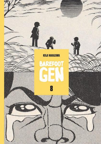 Barefoot Gen Manga Volume 8 (Hardcover)