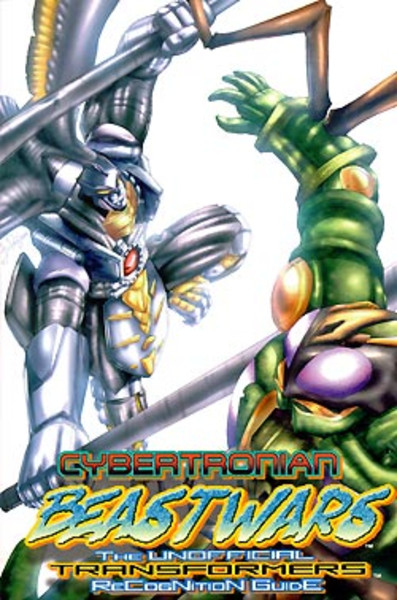 Cybertronian Beast Wars Toy Guide Book 1