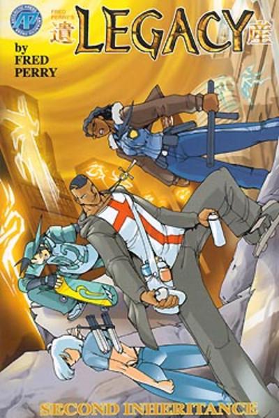 Legacy: Second Inheritance Manga