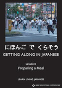 Getting Along in Japanese DVD 8
