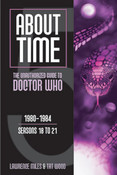 About Time Unauthorized Guide to Doctor Who Volume 5