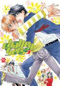 Challengers Manga Volume 3