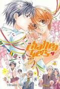 Challengers Manga Volume 4