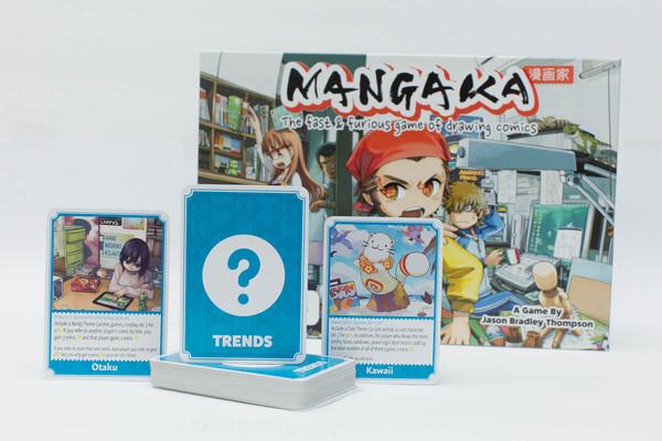 Mangaka Game