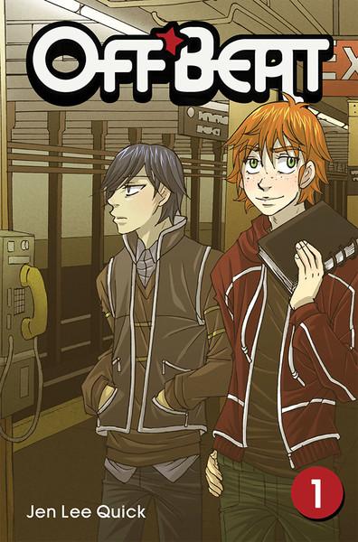 Off*Beat Manga Volume 1