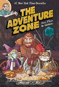 The Adventure Zone Volume 1 Here There Be Gerblins Graphic Novel
