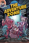 The Adventure Zone Volume 2 Murder on the Rockport Limited! Graphic Novel