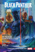 Black Panther Volume 1 A Nation Under Our Feet Graphic Novel (Hardcover)