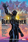 Black Panther Volume 2 Avengers of the New World Graphic Novel (Hardcover)