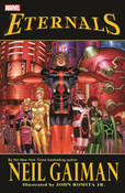 Eternals by Neil Gaiman Graphic Novel