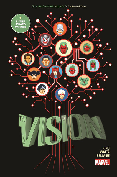 The Vision Complete Collection Graphic Novel