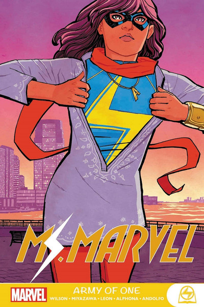 Ms. Marvel Volume 4 Super Famous Graphic Novel