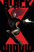 Black Widow by Kelly Thompson Volume 1 The Ties That Bind Graphic Novel