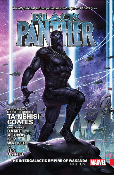 Black Panther Volume 3 The Intergalactic Empire of Wakanda Part One Graphic Novel (Hardcover)