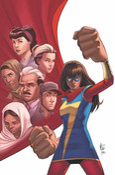 Ms. Marvel Volume 5 Game Over Graphic Novel