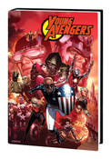 Young Avengers by Heinberg and Cheung Graphic Novel Omnibus (Hardcover)